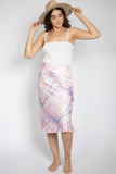 Endless Summer Tie Dye Skirt