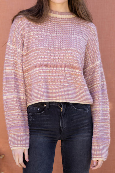 Gina Cozy Sweater Top