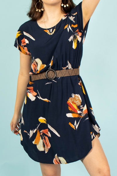 Aloha Short Sleeve Dress