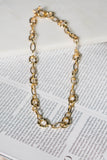 Chain Toggle Clasp Necklace
