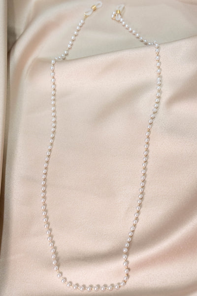 Pearl Sunglass Accessory Chain