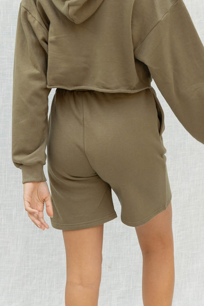 Ellie Knit Sweatshorts