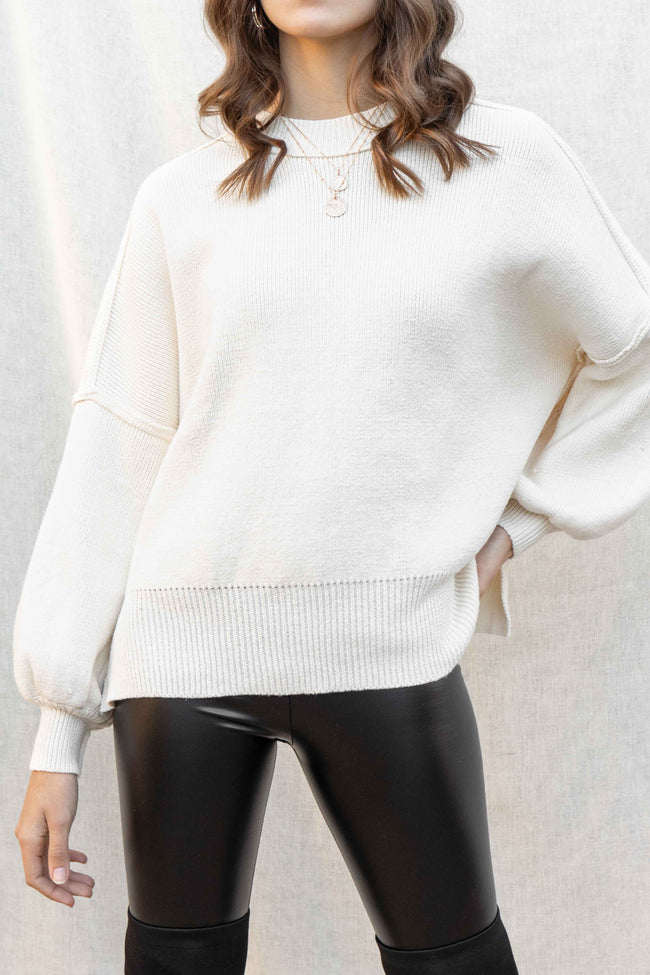 Megan Long Sleeve Sweater