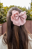 Girly Girl Ribbon Hair Clip