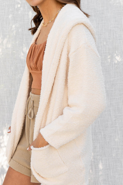 The Coziest Front Pocket Cardigan