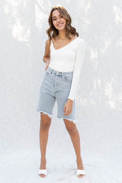 Double Layer Asymmetrical Top