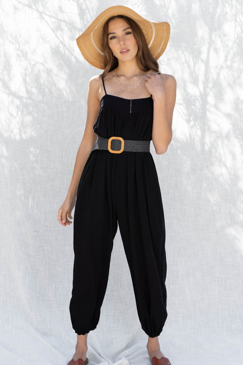 Sonia Woven Jumpsuit