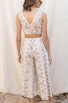 Paisley Medallion Jumpsuit
