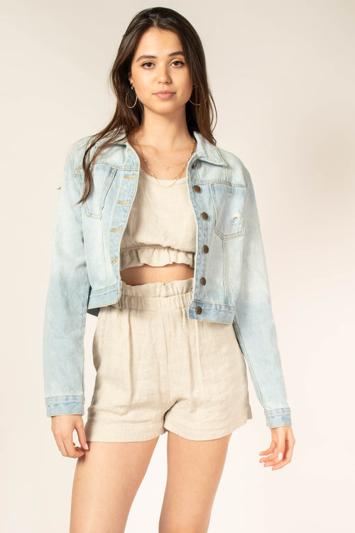 Classic Medium Denim Jacket