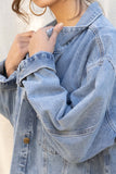 Boyfriend Oversized Denim Jacket
