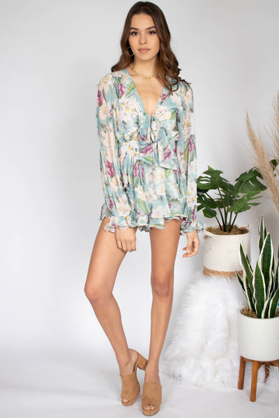 Pretty Thing Romper