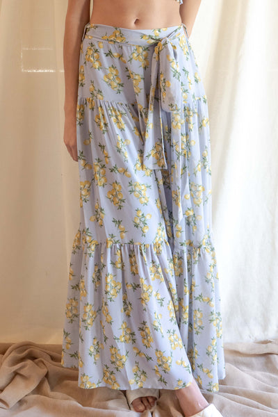 Lemonade Maxi Skirt Set