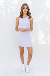 Alana Ribbed Tank Dress
