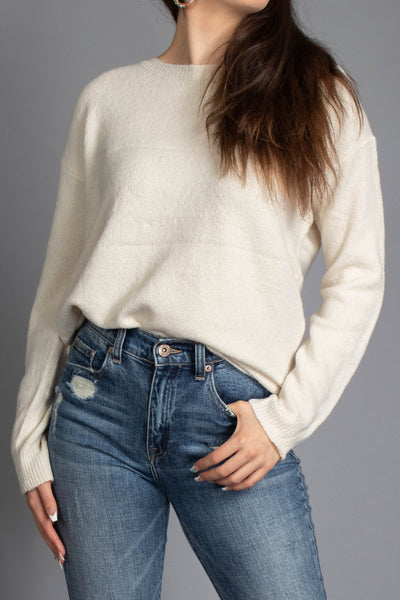 Kenz Soft N Simple Sweater Top