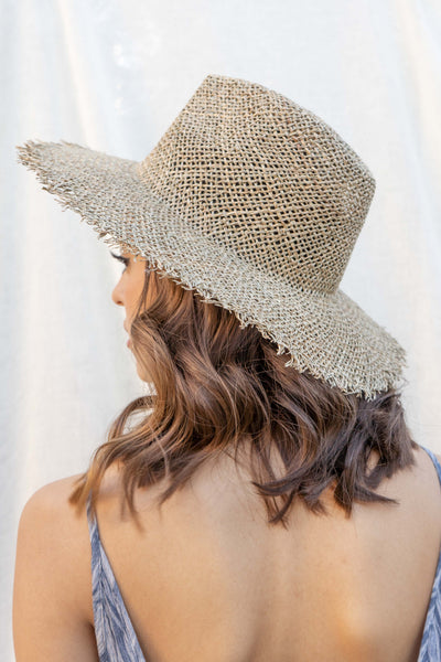 The Tulum Straw Hat