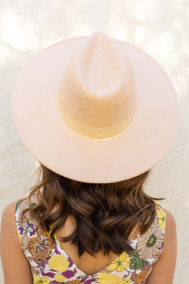 Wild Heart Wide Brim Hat