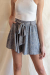 Sundazed Ruffle Shorts