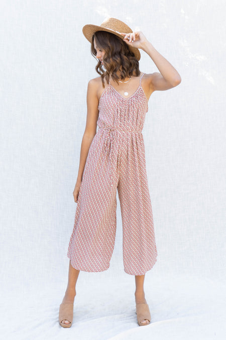 Lounge Time  Jumpsuit