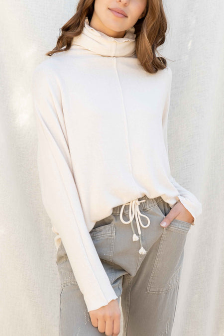 Amalia Dolman Sleeve Oversized Top