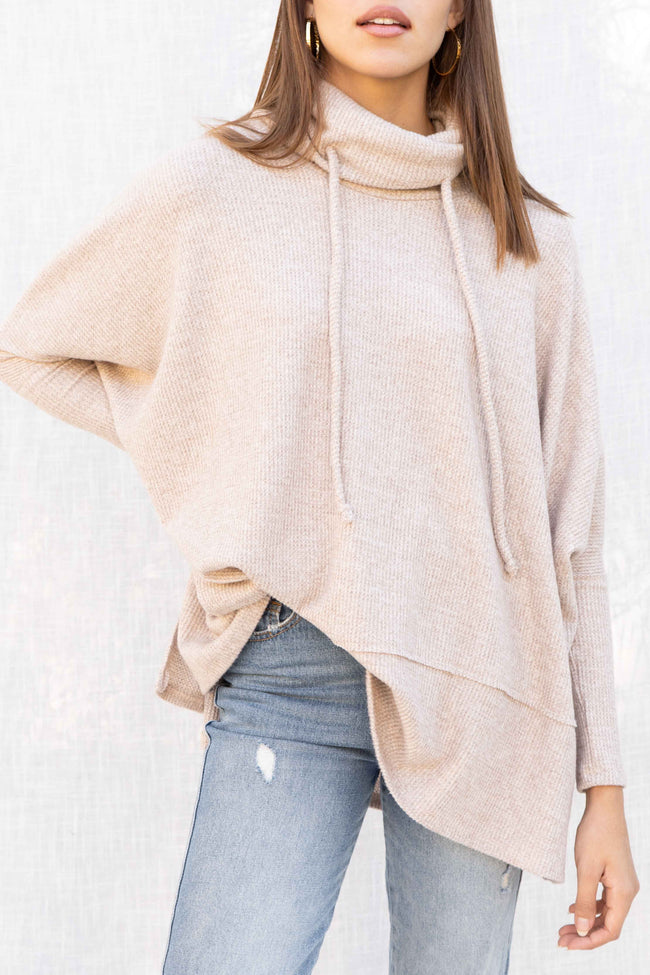 Allison Turtleneck Top