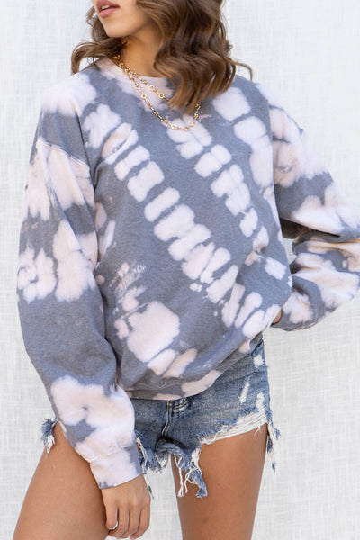 To Dye For Crew Neck Pullover