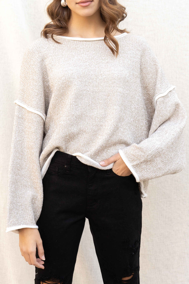Nadia Soft Feel Sweater