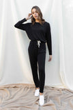 Cierra French Terry Jumpsuit