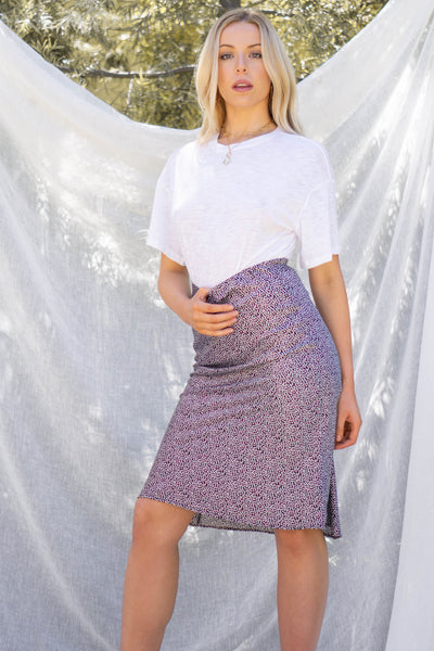 Meet Me In My Dreams Midi Skirt