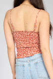 Take It Easy Floral Top
