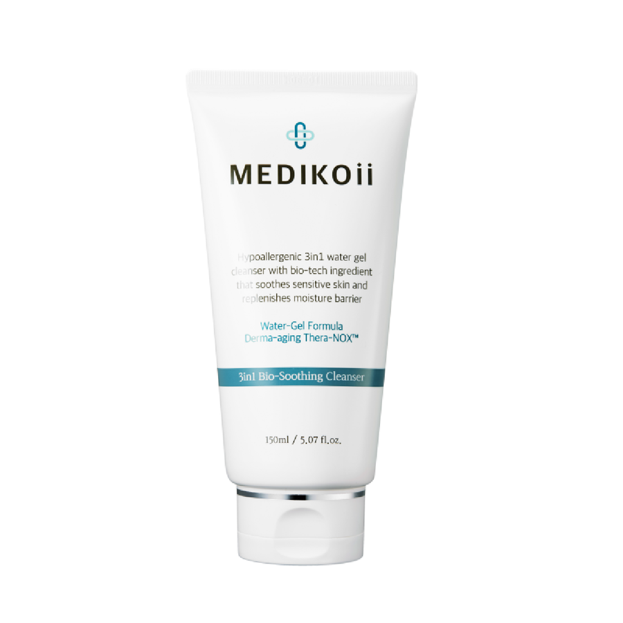 MEDIKOii 3in1 Bio-Soothing Cleanser (4425159442485)