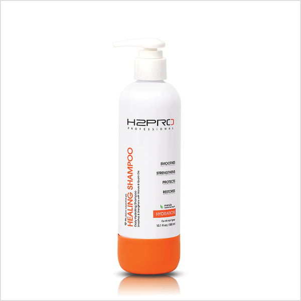 H2PRO Healing Shampoo – Hydration (10.1 fl oz/300 ml) (4352395706421)