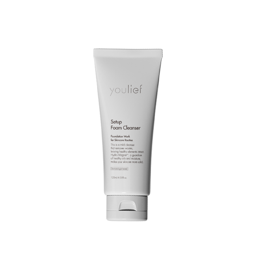 youlief Setup Foam Cleanser