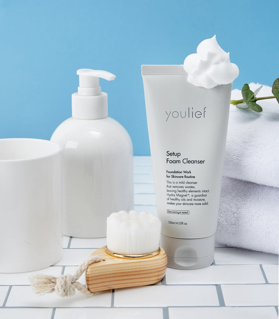 youlief Setup Foam Cleanser (4425290940469)