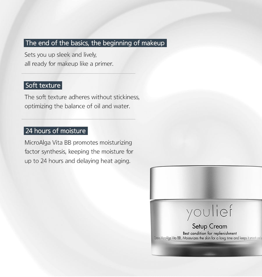youlief Setup Cream 50ml (4416798162997)