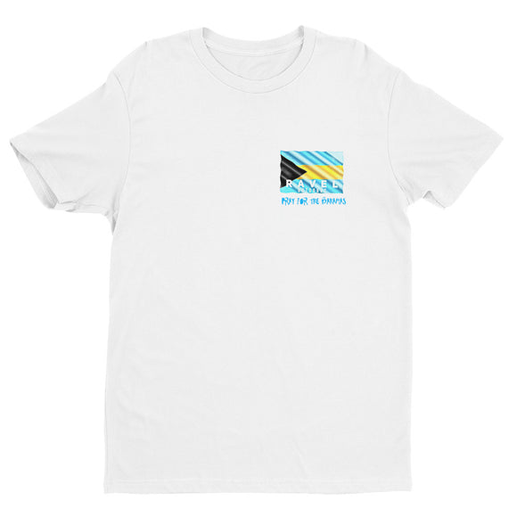 PRAY FOR THE BAHAMAS Ravel T-Shirt