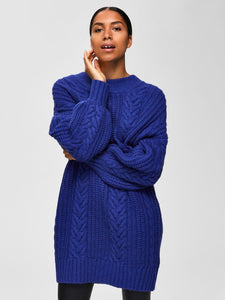 Cosy knit dress