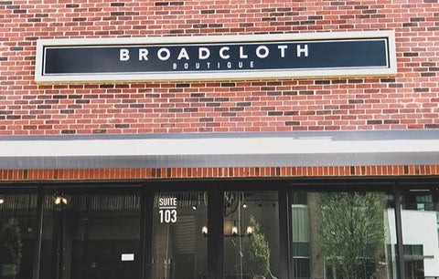 Broadcloth Boutique's Kingsley Store in Fort Mill, SC