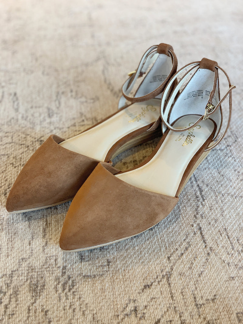 SEYCHELLES - PLATEAU - WHIKSEY SUEDE