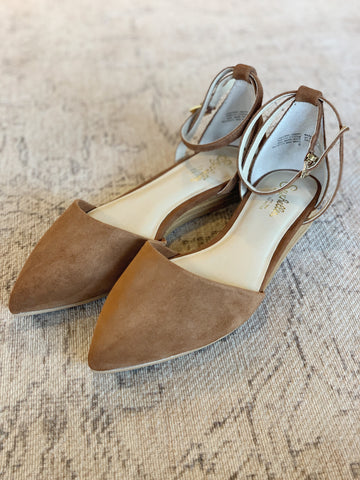 COCONUTS BY MATISSE - DEL MAR PLATFORM SANDAL - NATURAL