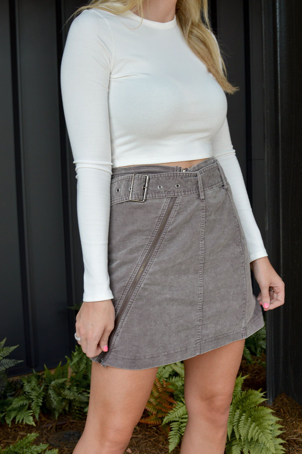 THE JENNA SKIRT