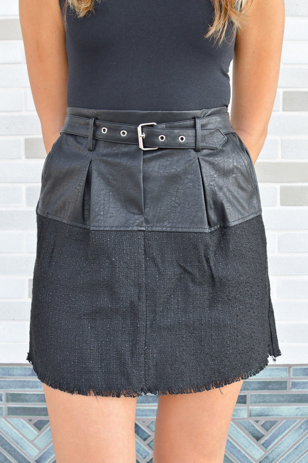 MODERN DAY NANCY DREW SKIRT