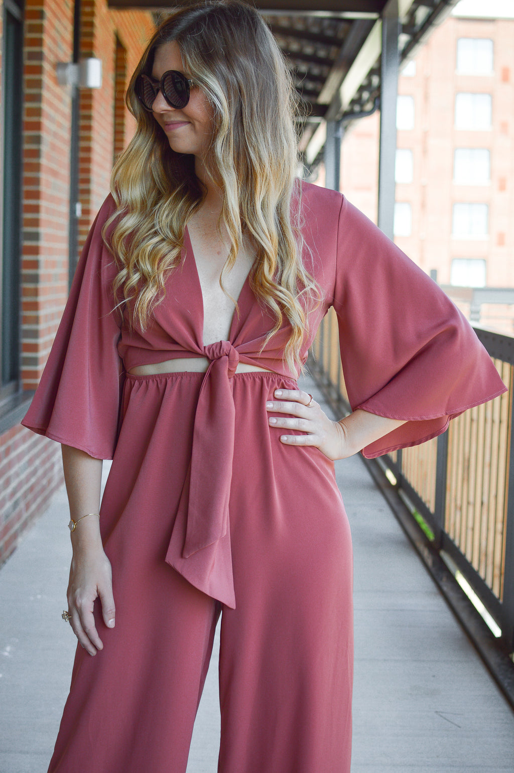 RING AROUND THE ROSES JUMPSUIT
