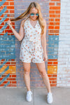 SPRINKLED WITH LOVE ROMPER