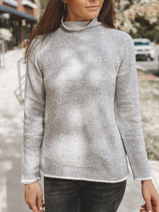 HEADSTRONG MOCK NECK SWEATER