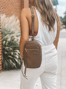 RYDER HOBO BAG - ACORN