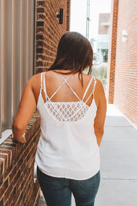 COOL MOVES TANK - WHITE