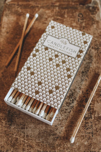 CANDLEFISH - GOLD SCALES MATCHES