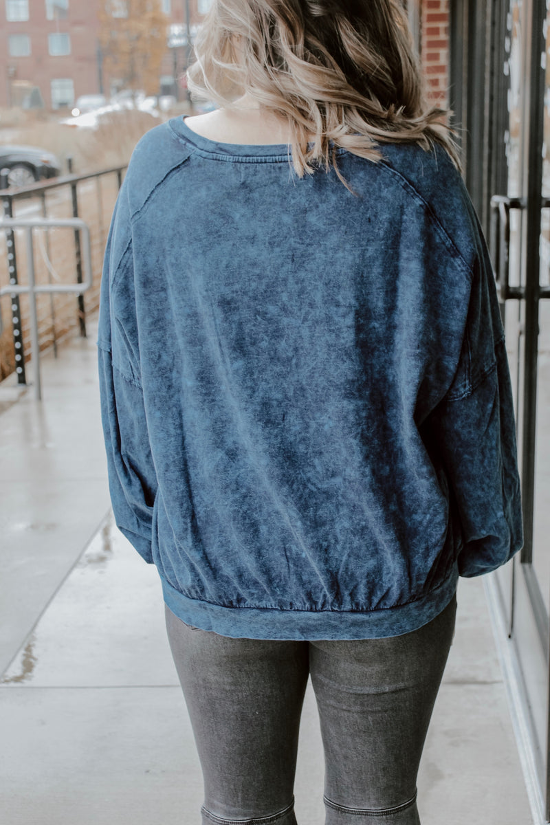 FREE PEOPLE EVERYDAY PULLOVER