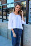 FREE PEOPLE EASY BREEZY TOP