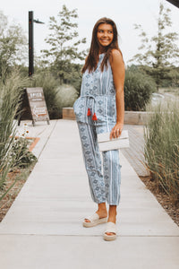 BELLS AND WHISTLES JUMPSUIT